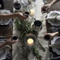 Dinner party politics: How much do you spend to impress your house guests?