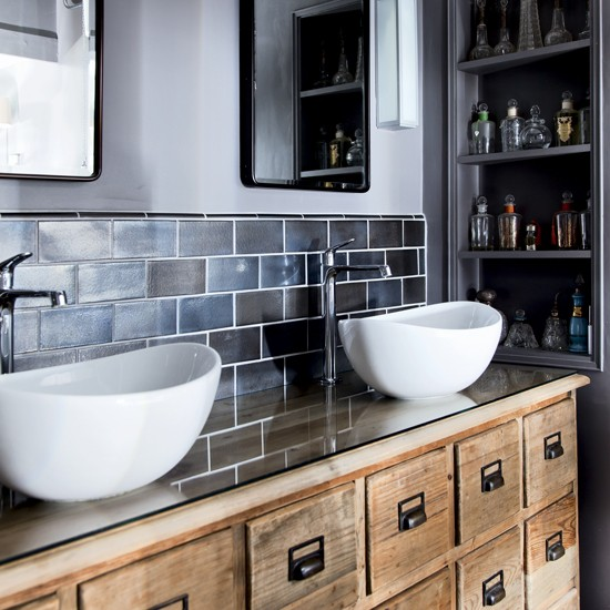 Bathroom be inspired by this replanned 1890s property for 1890 bathroom design