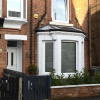 Be inspired by this semi-detached Victorian house in Nottingham