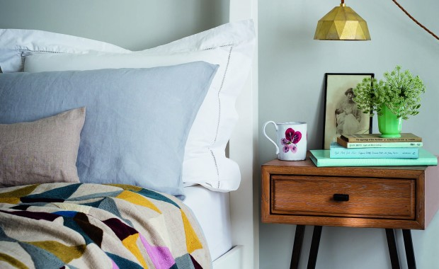 Dreamy Scandi-style bedroom designs