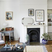 Take a tour around this Scandi-style Victorian flat in south-east London
