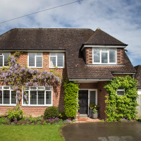Step inside this extended family home in Hertfordshire
