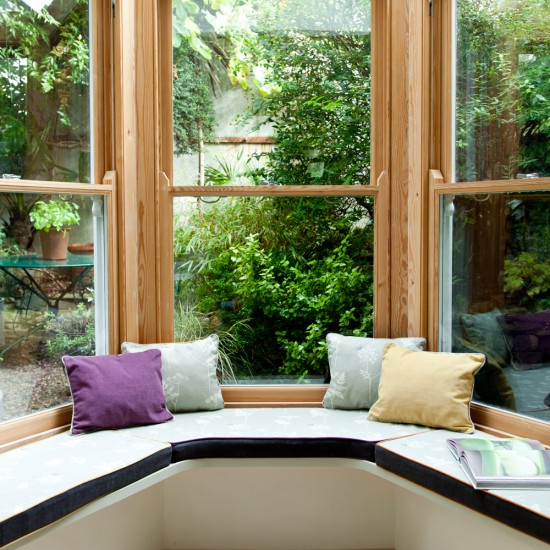 small conservatory with window seat small conservatory. Black Bedroom Furniture Sets. Home Design Ideas