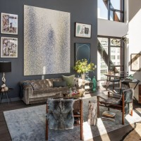Seven luxe living rooms