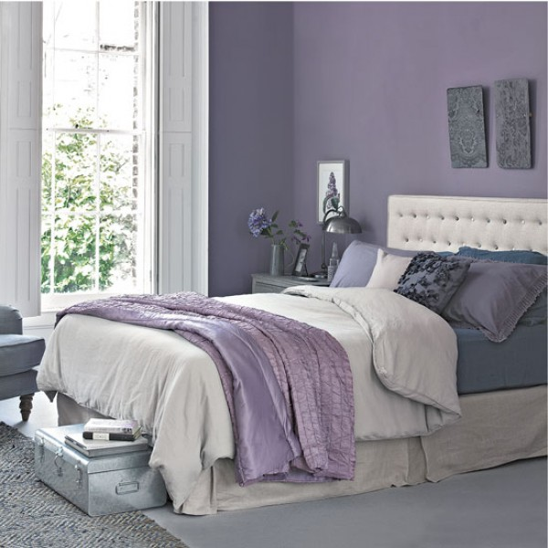 Grey Bedroom Decorating: 5 Fool-proof Restful Colour Schemes For Bedrooms
