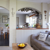 Take a look around this cosy country kitchen