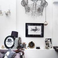 Take a tour around this quirky meets contemporary London home