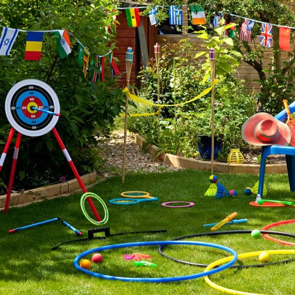 Garden games for children for Garden activities for toddlers