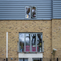Step inside this quirky London new build