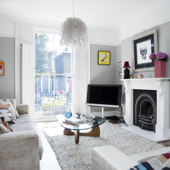 Sitting room step inside this traditional victorian Small victorian living room ideas
