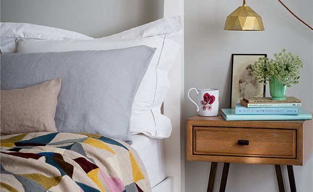 Scandi bedrooms dreams are made of
