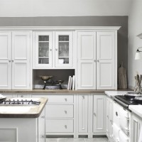 5 ways to make a white kitchen your own
