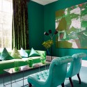 6 gorgeous ways to work green into your decorating scheme