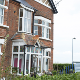Take a look around this coastal holiday home in Kent