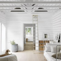 How to make a white home liveable