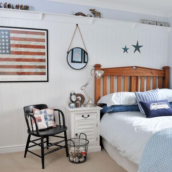 Americana Room Ideas