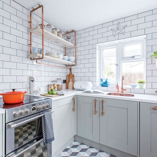 Take A Look Around This Industrial Kitchen Inspired By New