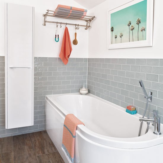 Popular Tile Inspiration Wood Effect Bathroom Tiles