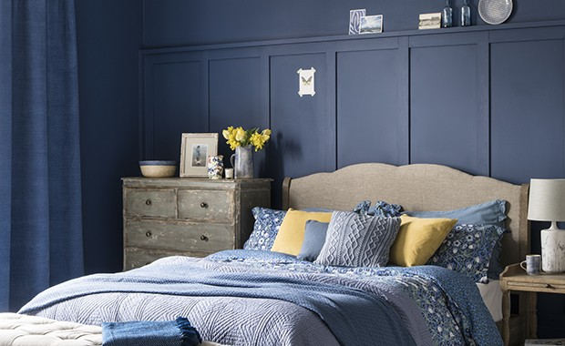 10 brilliant bedroom paint schemes