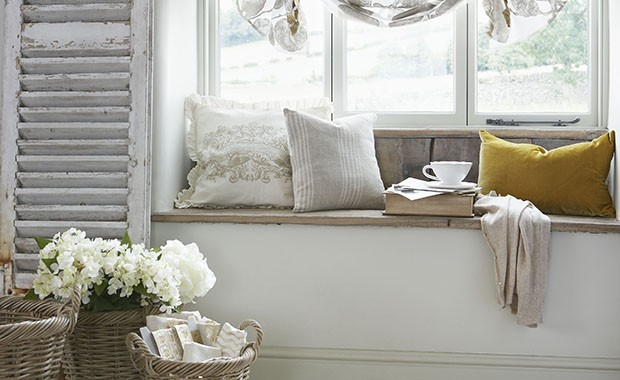 20 shabby chic schemes for every room