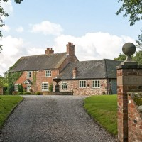 Step inside this beautiful Staffordshire farmhouse
