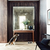 Take a tour around this Scandi-meets-luxe apartment
