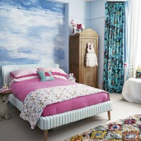 Imaginative girls bedroom