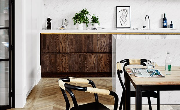 Step inside a luxurious Scandi apartment