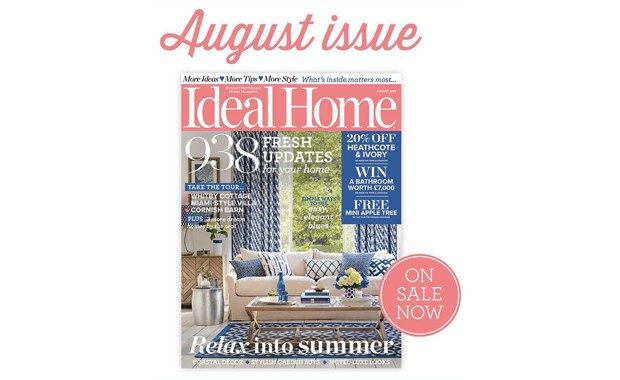 Subscribe to Ideal Home for just £26.99