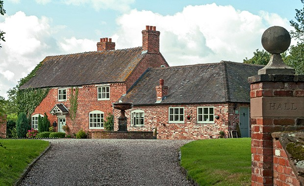 Step inside this fabulous farmhouse