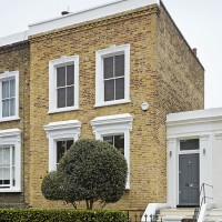 Step inside this beautiful North London terraced house built in the 1840s