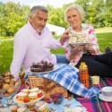 Paul Hollywood signs three year deal to stay on The Great British Bake Off - but Mary's off