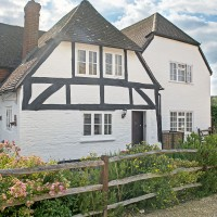 Step inside this Grade-II listed tudor farmhouse