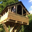 Britain's 'Top Treehouses' revealed - and they are epic!