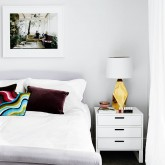 These small bedroom ideas are big on style