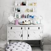 Bathroom storage guaranteed to make you happy