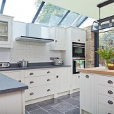 Be inspired by this stylish kitchen makeover