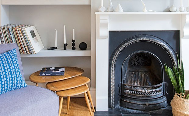 Kitchen bathroom bedroom living room and garden design for Victorian terrace bathroom ideas