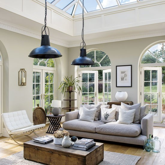 Orangery step inside this beautiful hampshire country for Orangery ideas uk