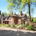 Mansion worth £3 million is on the market - and it has its own bowling alley!