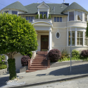 Step inside Mrs Doubtfire's house in San Francisco - on the market for £3.5 million
