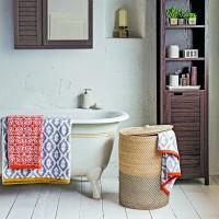Relaxed bathroom design ideas