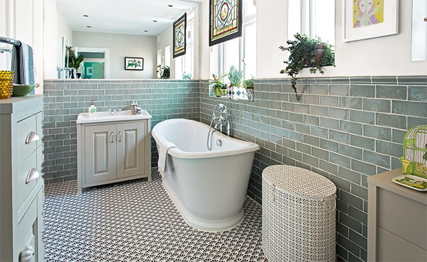 Don't miss this bathroom makeover