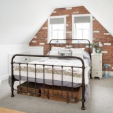 Take inspiration from this transformed loft bedroom