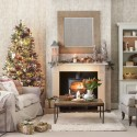 One living room, three ways: how to create your perfect Christmas scheme