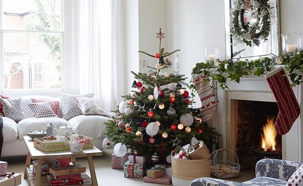 Christmas trees for tiny homes