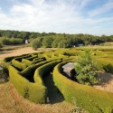 A-mazing 18th century Badsell Park Farm on the market (with 8ft maze to get lost in)